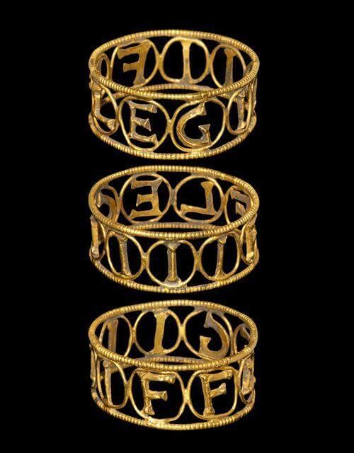 anelli romani