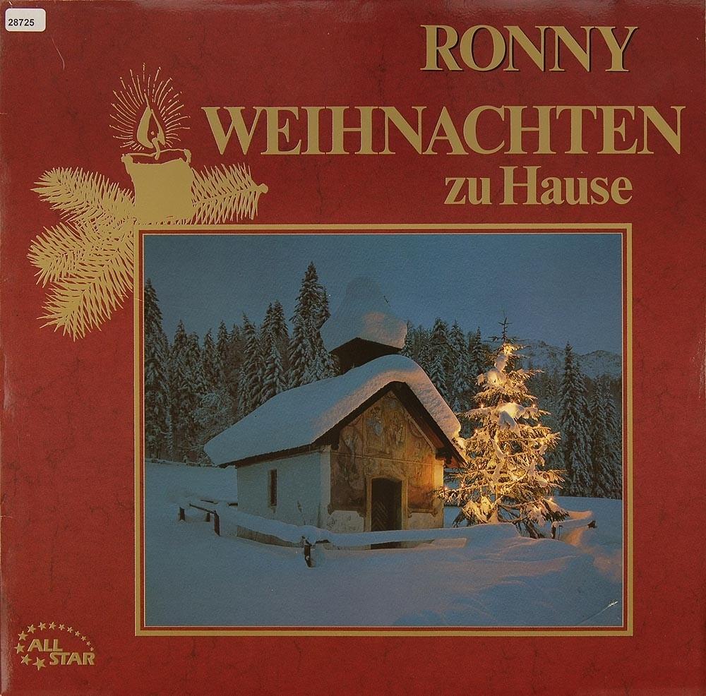 Ronny Weihnachten Zu Hause Rockpop Und Alles Andere