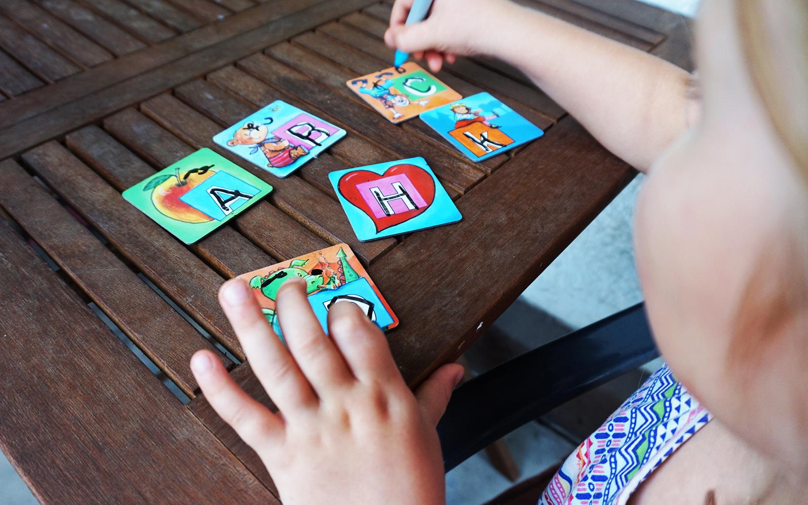 Buchstaben Lernen Spiel