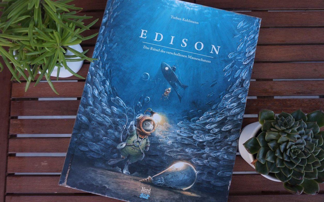 EDISON - Das Rätsel des verschollenen Meeresschatz - zweitöchter