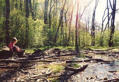 Waldspiele für Kinder ab 3 Jahren