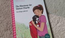 Die Abenteuer der kleinen Charlie - Kinderbuch über einen Welpen
