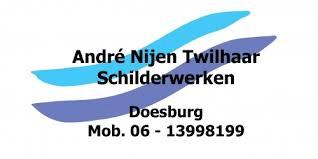 André Nijen Twilhaar Schilderwerken