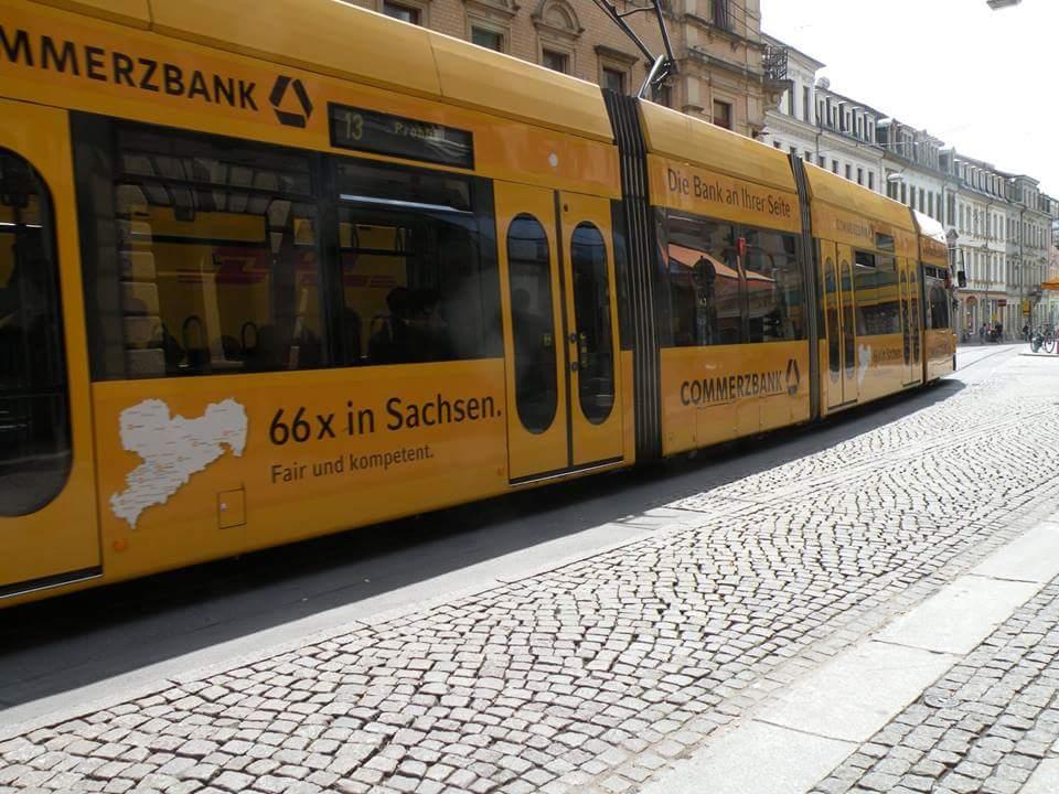 Disharmonie in Dresden
