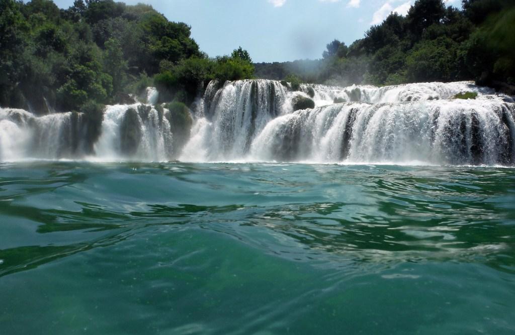 Die Wasserfälle im Krka Nationalpark - einer DER Fotospots