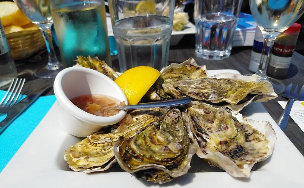 Food porn - Bretonische Austern