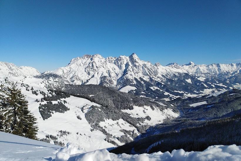 Reisefotos: Pinzgauer Alpen