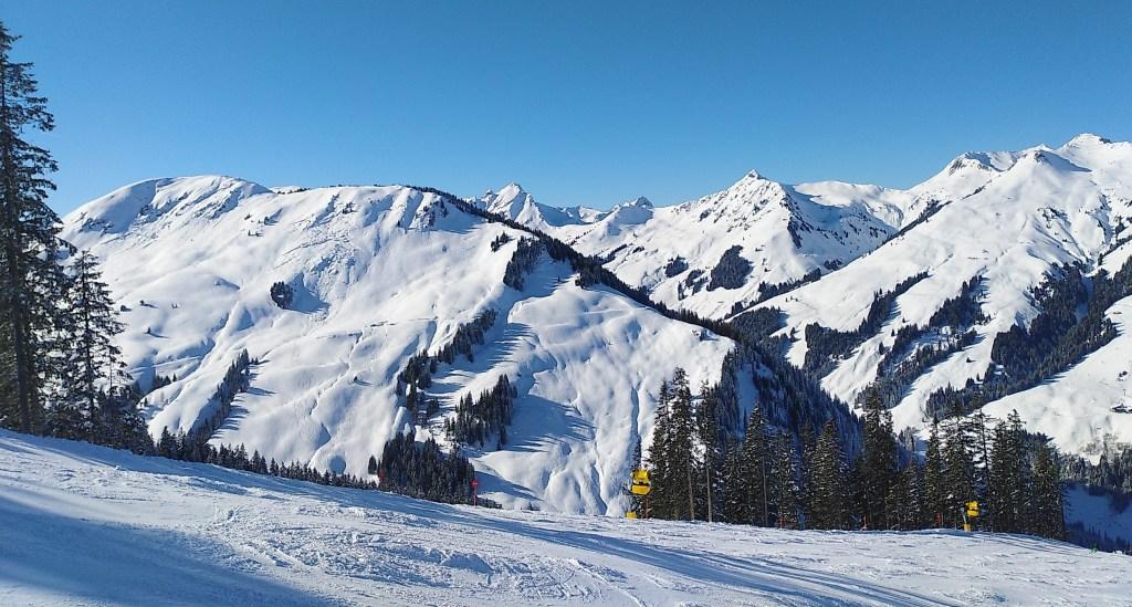 Blick gen Tirol