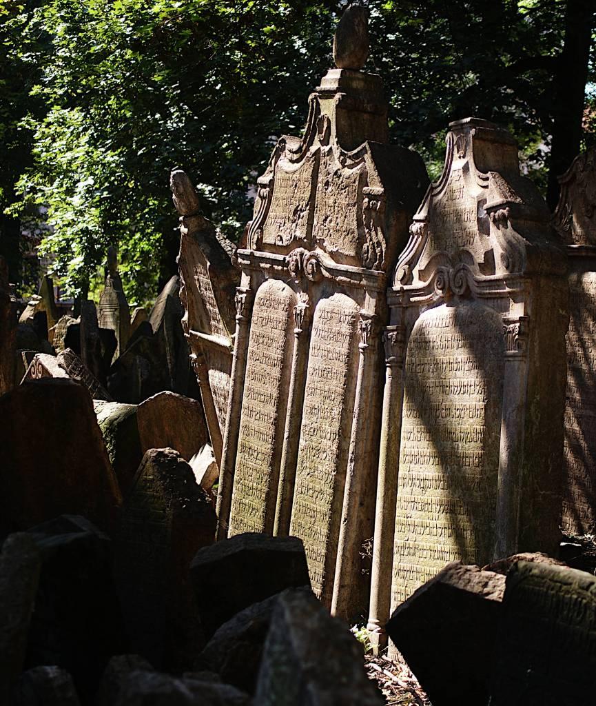 Jüdischer Friedhof von Prag