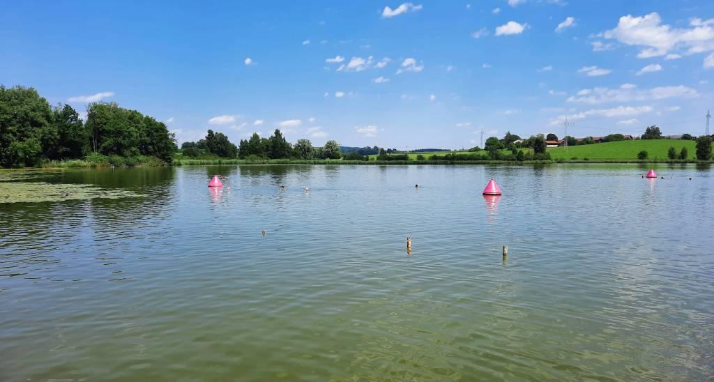 Wasserhopping - Penzinger See