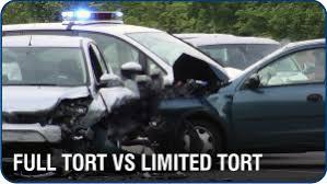 full tort limited tort