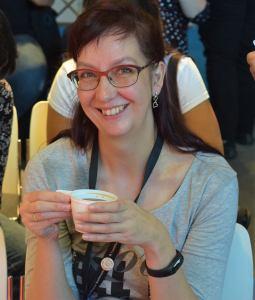 Ich bin Anja und das Gesicht hinter Zwiebelchens Plauderecke.