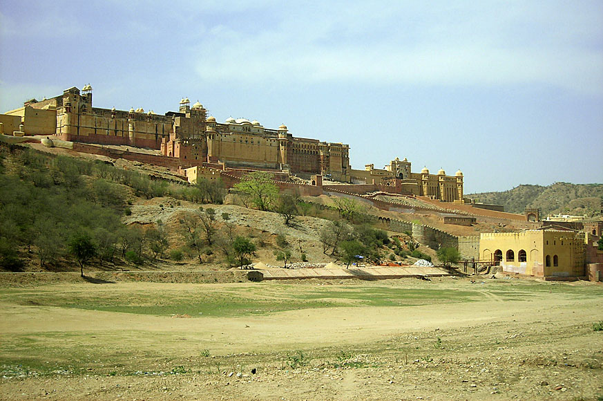 Fort Amber