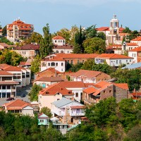 Signagi - wizyta w najpiękniejszym miasteczku Zakaukazia