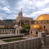 Gruzja. Achalcyche i twierdza Rabati, czyli widoki jak z obrazka