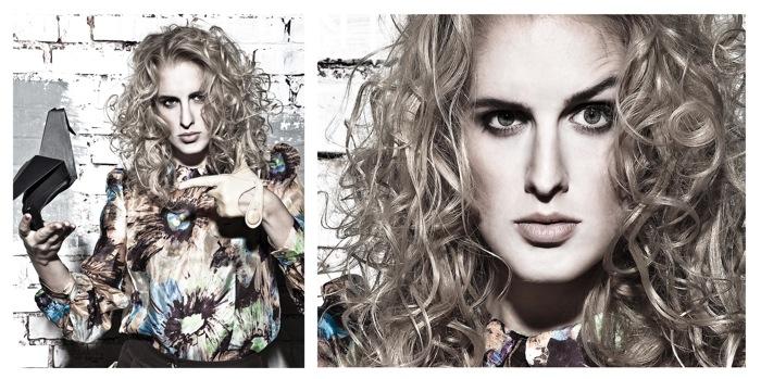 Bartek Buśko, stylizacja fryzur: Marek Kacaliński, make up, set design & story giver: Magdalena Poklękowska