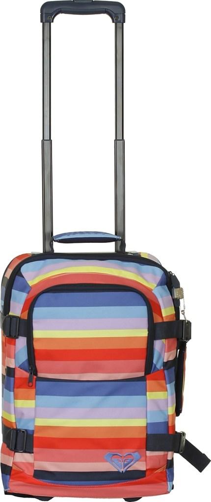 Lekka i kolorowa - placako-walizka Roxy Wheely