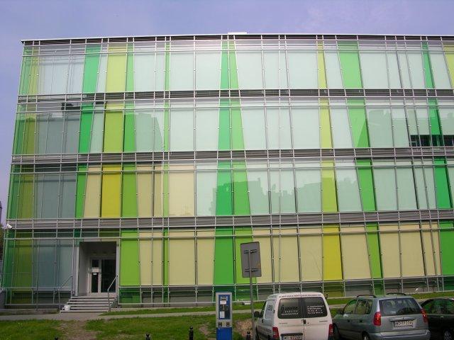 Designerska architektura na Uniwersytecie Warszawskim