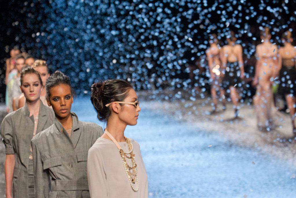 Pokaz Niny Ricci na Paris Fashion Week