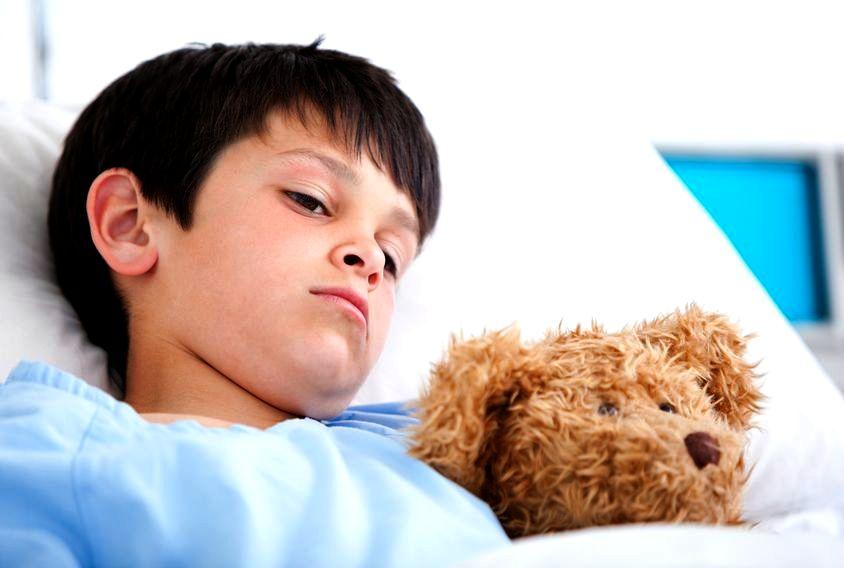 Na co chorują przedszkolaki?