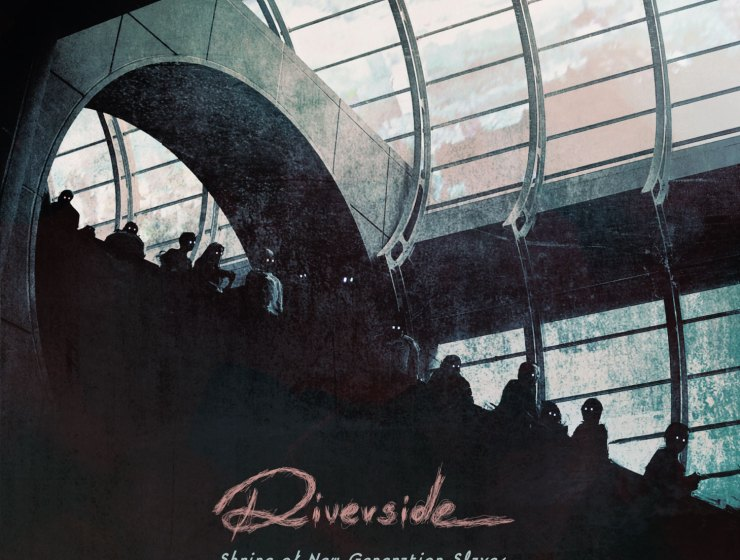 "Riverside, ""Shrine of new generation Slave"""