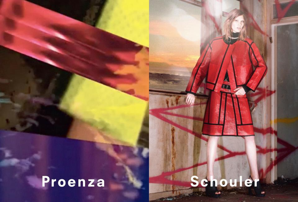 Trendy w modzie wiosna-lato 2013