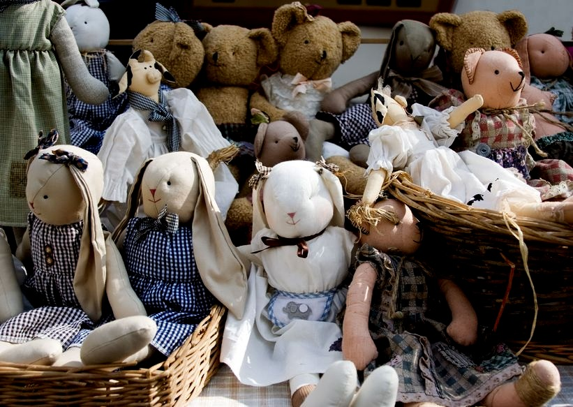 Zabawki Fair Trade