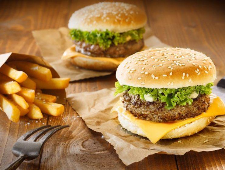 najlepsze burgerownie w Warszawie