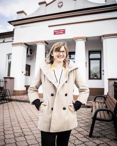 Magdalena Sałek, fot. Rafał Masłow