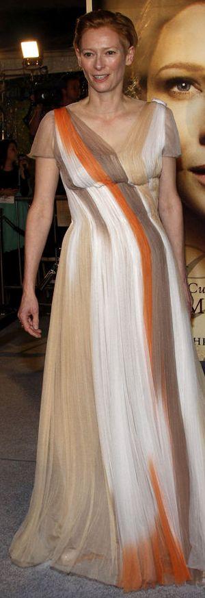 Tilda Swinton na premierze w Los Angeles; fot.123rf