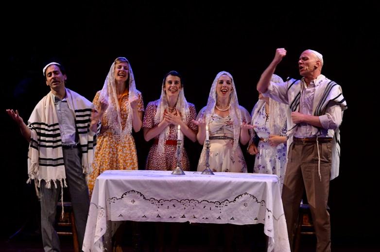 The Kishke Monologues_archiwum Teatru Yiddishpil, 28.08