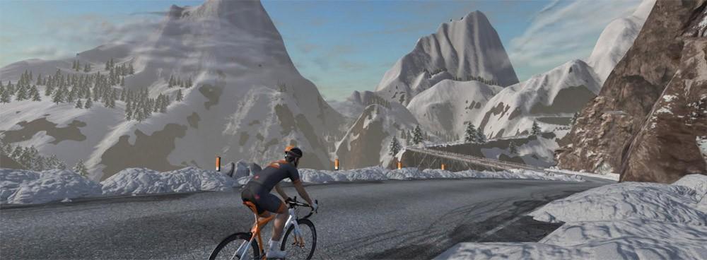 Which Zwift bike climbs fastest?
