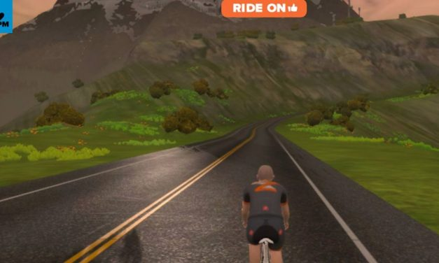 Watopia mountain route released