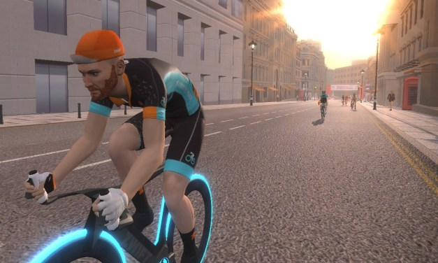 How to unlock the Tron bike in Zwift