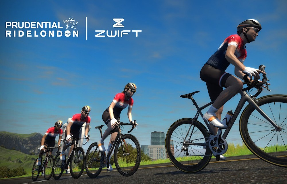 Win a trip to 2017 Prudential RideLondon