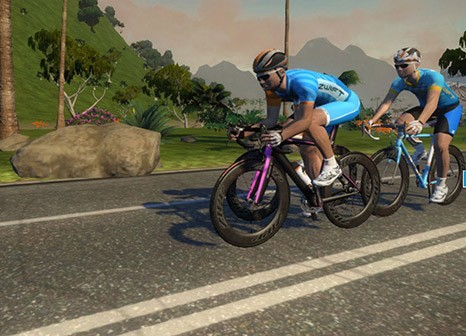 Drafting in Zwift: power savings and advice