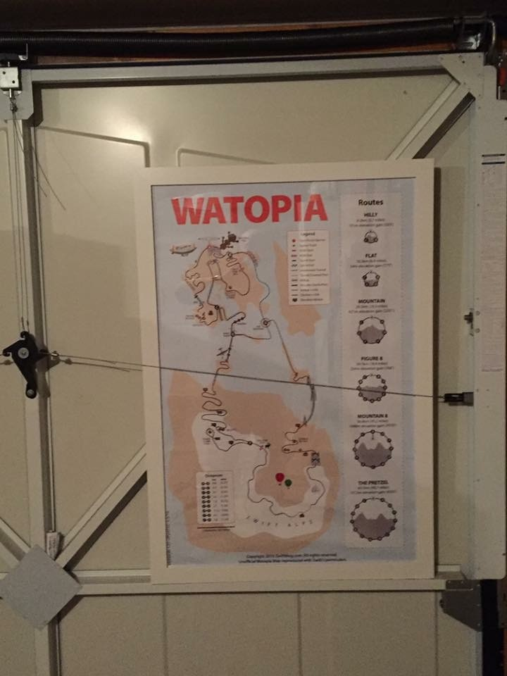 Watopia Map Pain Cave Gallery Zwift Insider