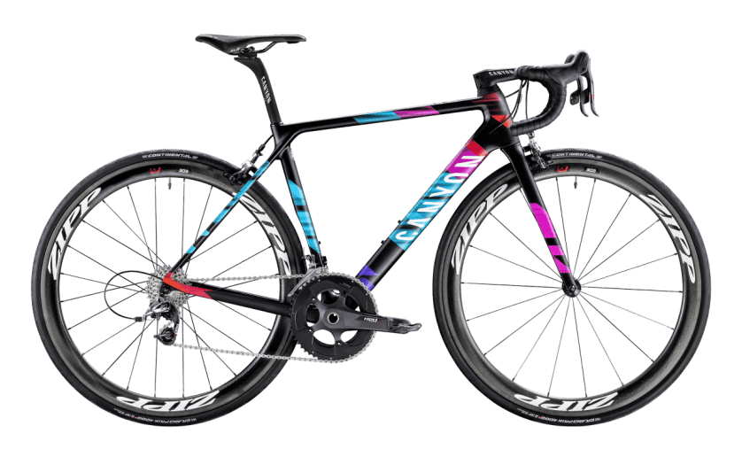 Canyon//SRAM Ultimate: quite a machine!