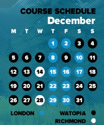 december-schedule