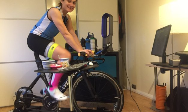 Interview with Zwift distance record holder Jasmijn Muller