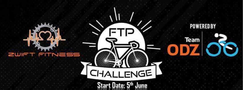 Join the Zwift Fitness FTP Challenge presented by TeamODZ