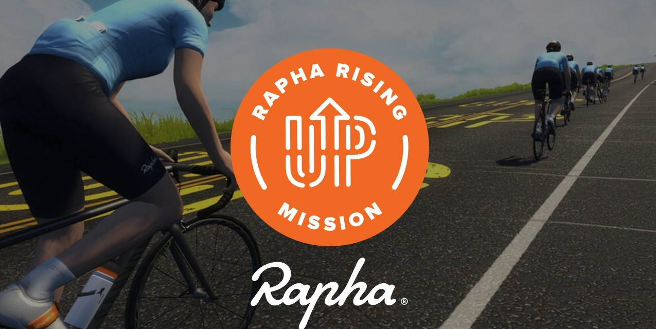 Rapha Rising mission announced for July