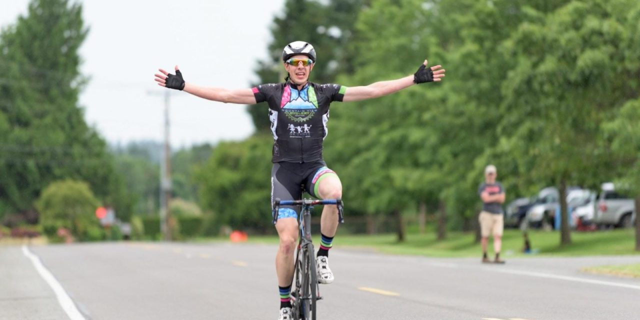 Meet Zwifter and state cat 3 road race champion Justin Wagner