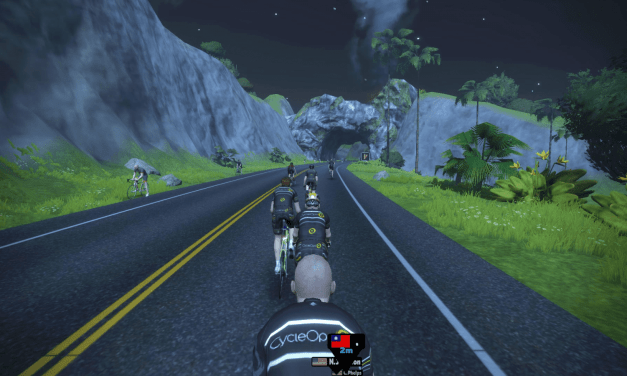 Winter Training: The First Group Ride