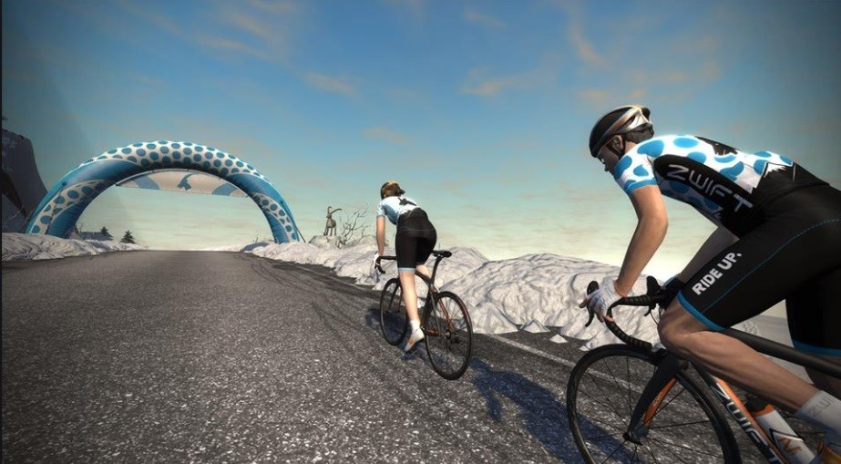 8 Tips for Faster Climbing in Zwift
