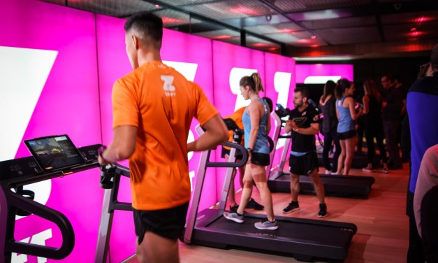 Here's what happened at the NYC Zwift Run launch