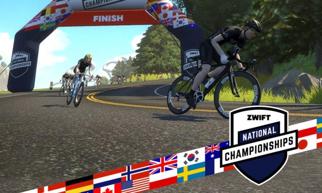 Zwift National Championships Results Announced
