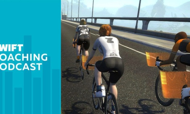 Zwift Coaching Podcast 15 – Tapering Tips