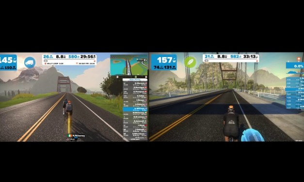 This Week's Top 5 Zwift Videos