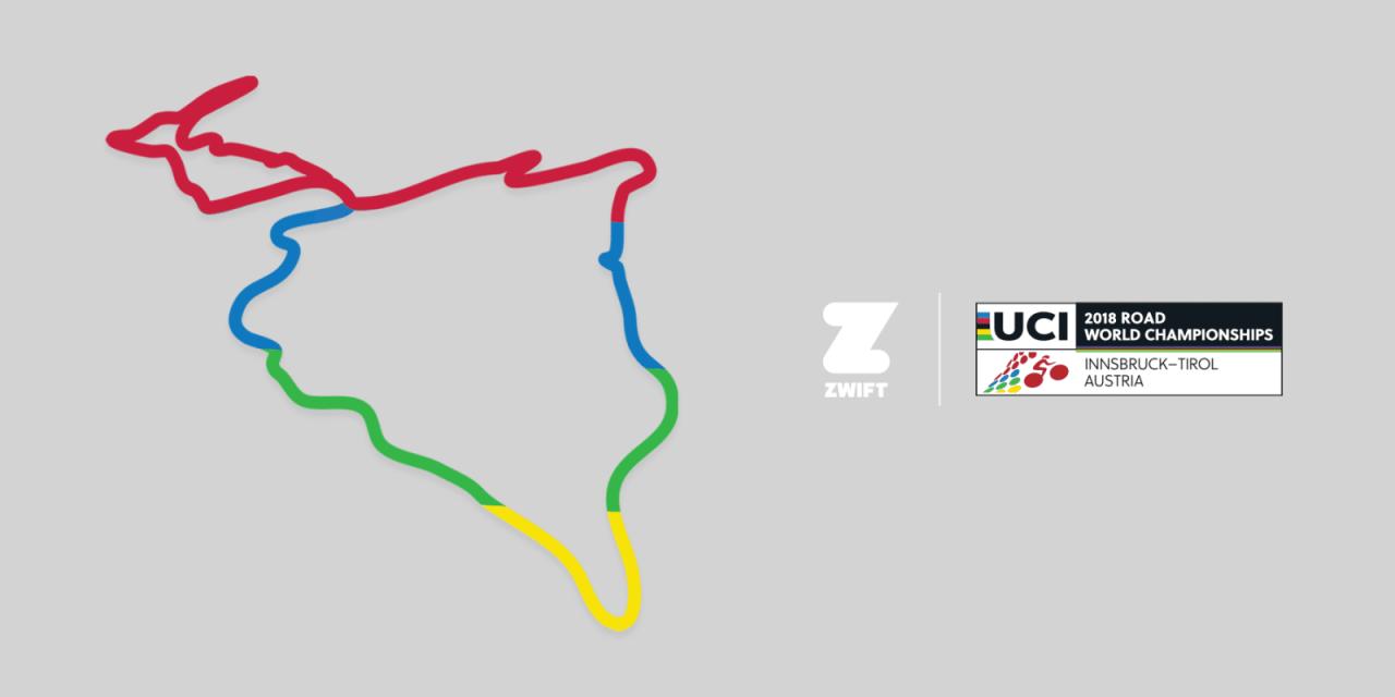 Zwift Announces 2018 Innsbruck UCI Road World Champion Course